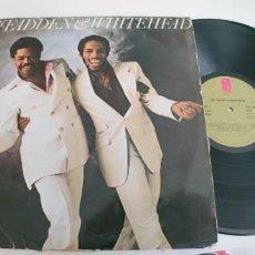 Discos de vinilo: MCFADDEN & WHITEHEAD-LP ESPAÑOL 1979. Lote 194970902