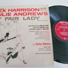 Discos de vinilo: MY FAIR LADY-LP BSO DEL FILM. Lote 194971035