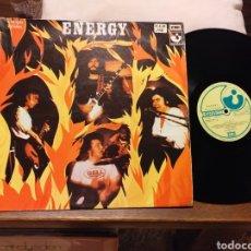 Discos de vinilo: ENERGY ESPSÑA 1975 JAZZ ROCK PROG. Lote 194971287