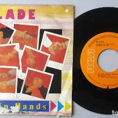 Discos de vinilo: SLADE / ALL JOIN HANDS / SINGLE 7 INCH. Lote 194971962