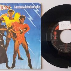 Discos de vinilo: IMAGINATION / SHOOBEDOODAHDABBADOOBIE / SINGLE 7 INCH. Lote 194972325