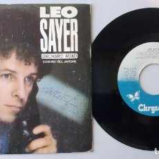 Discos de vinilo: LEO SAYER / ORCHARD ROAD / SINGLE 7 INCH. Lote 194972965