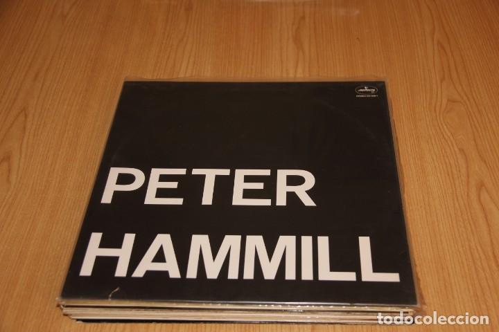 PETER HAMMILL - PETER HAMMILL - MERCURY - 424 608-1 - 1990 (Música - Discos - LP Vinilo - Pop - Rock - New Wave Extranjero de los 80)