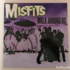 Discos de vinilo: MISFITS - WALK AMONG US (VINILO VERDE). Lote 194976902
