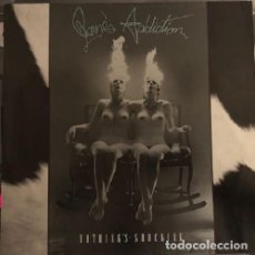 Discos de vinilo: JANE´S ADDICTION - NOTHING´S SOCKING (VINILO). Lote 194977075