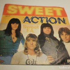 Discos de vinilo: SINGLE SWET. ACTION. SWET F A. RCA 1975 SPAIN (PROBADO, BIEN). Lote 194977287