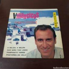 Discos de vinilo: MANOLO ESCOBAR Y SUS GUITARRAS - VILLANCICOS. Lote 194977341
