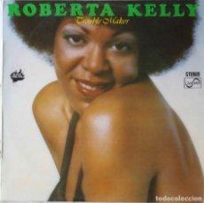 Discos de vinilo: ROBERTA KELLY. TROUBLE MAKER. LP ESPAÑA. Lote 194979685