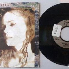 Discos de vinilo: BELINDA CARLISLE / SUMMER RAIN / SINGLE 7 INCH. Lote 194983481