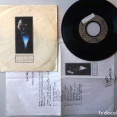 Discos de vinilo: SANDRA / JOHNNY WANNA LIVE / SINGLE 7 INCH. Lote 194983755