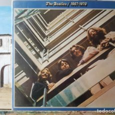 Discos de vinilo: ** THE BEATLES - TEH BEATLES 1967-1970 - DOBLE LP 1973 - DOBLE PORTADA - LEER DESCRIPCIÓN. Lote 194983781
