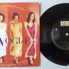 Discos de vinilo: EN VOGUE /GIVING HIM SOMETHING HE CAN FEEL / SINGLE 7 INCH. Lote 194983886