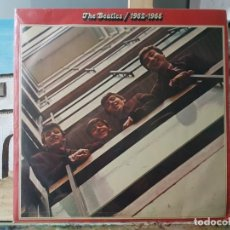 Discos de vinilo: ** THE BEATLES 1962-1966 - DOBLE LP 1973 - DOBLE PORTADA - LEER DESCRIPCIÓN. Lote 194984031