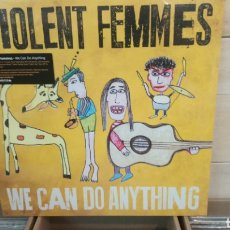 Discos de vinilo: VIOLENT FEMMES. WE CAN DO ANYTHING. LP VINILO PRECINTADO.. Lote 194989485