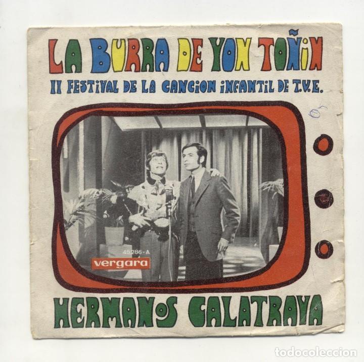 Discos de vinilo: Lote de 13 Eps y Sigles infantiles Ver descripción - Foto 3 - 194992563