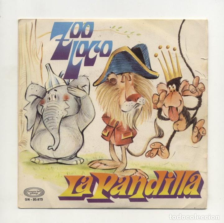 Discos de vinilo: Lote de 13 Eps y Sigles infantiles Ver descripción - Foto 6 - 194992563