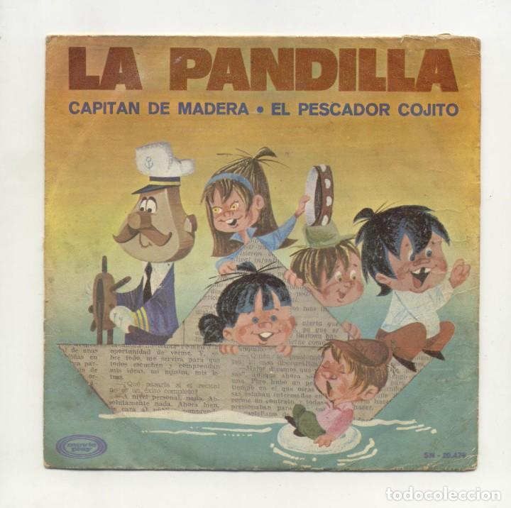 Discos de vinilo: Lote de 13 Eps y Sigles infantiles Ver descripción - Foto 7 - 194992563