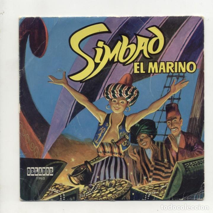 Discos de vinilo: Lote de 13 Eps y Sigles infantiles Ver descripción - Foto 11 - 194992563