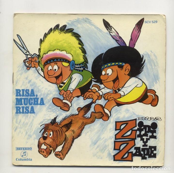 Discos de vinilo: Lote de 13 Eps y Sigles infantiles Ver descripción - Foto 13 - 194992563