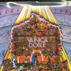 Discos de vinilo: OPALO OPL 1-2 LP VAINICA DOBLE (SIN USAR). 1RA EDICION CONDICION DE SOPORTE NM Y FUNDA VG ++. Lote 194993858