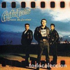 Discos de vinilo: GATOS LOCOS - CRUCE DE CAMINOS - LP SPAIN 1991. Lote 194993877