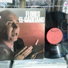 Discos de vinilo: LMV - FLORES EL GADITANO. DISCOPHO 1975, REF. S.C. 2272. Lote 194993905