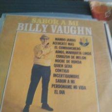 Discos de vinilo: BILLY VAUGHN. Lote 194995152