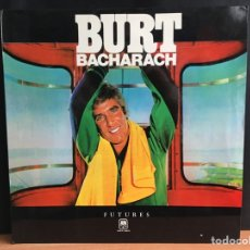 Discos de vinilo: BURT BACHARACH - FUTURES (LP, ALBUM) (A&M RECORDS) AMLH 64622 (D:NM). Lote 194995221