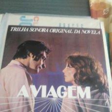 Discos de vinilo: AVIAGEM. Lote 194995921