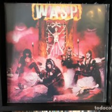 Discos de vinilo: WASP - WASP. Lote 194999820