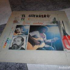 Discos de vinilo: EL GUERRERO PABLO MILANES. Lote 195001166