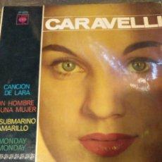 Discos de vinilo: CARAVELLI. Lote 195002245