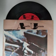 Dischi in vinile: ANGELIC UPSTARTS ‎– NEVER SAY DIE . Lote 195002456