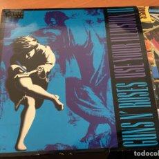 Discos de vinilo: GUNS & ROSES (USE YOUR ILLUSION II) 2 LP ESPAÑA 1991 (B-10). Lote 195003101