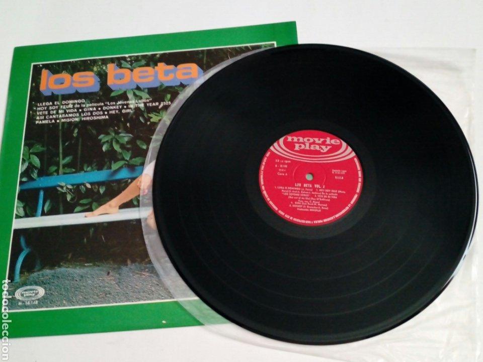 Discos de vinilo: LP: LOS BETA - Vol. 2 (Movieplay, 1970) - 60s Spanish Rock Soul Pop Beat Fuzz - - Foto 4 - 195003502