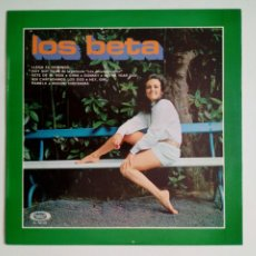 Discos de vinilo: LP: LOS BETA - VOL. 2 (MOVIEPLAY, 1970) - 60'S SPANISH ROCK SOUL POP BEAT FUZZ -. Lote 195003502