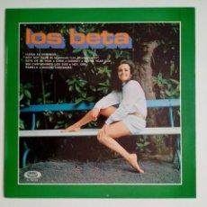 Dischi in vinile: LP: LOS BETA - VOL. 2 (MOVIEPLAY, 1970) - 60'S SPANISH ROCK SOUL POP BEAT FUZZ -. Lote 195003502
