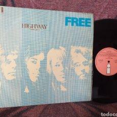 Discos de vinilo: FREE HIGHWAY ESPAÑA 1971. Lote 195007283