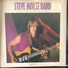 Discos de vinilo: STEVE MORSE - THE INTRODUCTION. Lote 195007451