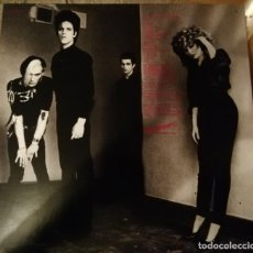 Discos de vinilo: THE CRAMPS SONGS THE LORD TAUGHT US. Lote 195008812