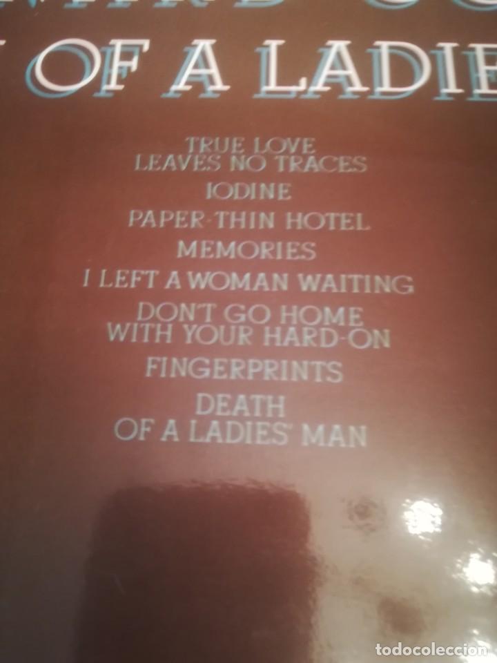 Discos de vinilo: Leonard Cohen. Death of A Ladies Man.CBS 32661.Reedición española 1985.Impecable. - Foto 3 - 195015653