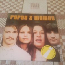 Discos de vinilo: THE MAMAS & THE PAPAS.THE PAPAS & THE MAMAS. MCA LB 250617-1. ESPAÑA 1983.. Lote 195016452