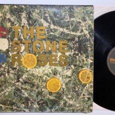 Discos de vinilo: LP THE STONE ROSES EDICIÓN ESPAÑOLA DE 1989. Lote 195017476