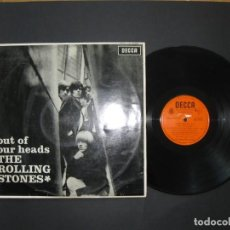 Discos de vinilo: THE ROLLING STONES ‎– OUT OF OUR HEADS – VINILO 1965. Lote 195021507