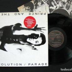Discos de vinilo: PRINCE AND THE REVOLUTION – PARADE – VINILO 1986. Lote 195022686