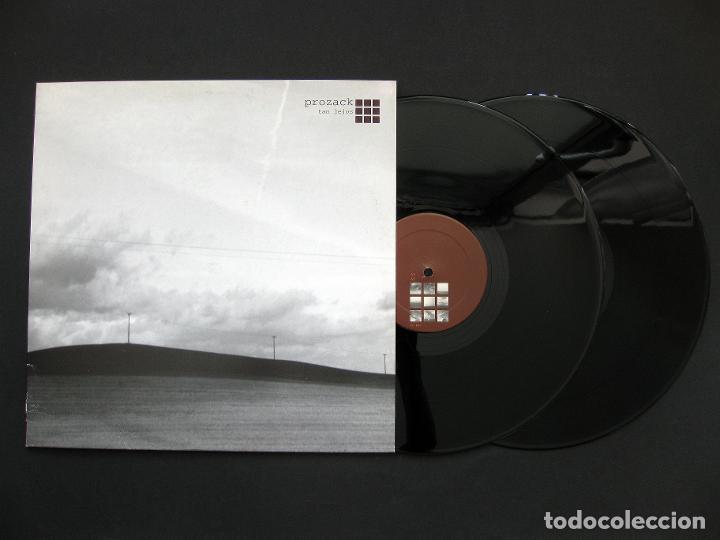 PROZACK – TAN LEJOS – 2 LP 1998 (Música - Discos - Singles Vinilo - Electrónica, Avantgarde y Experimental)