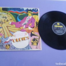 Discos de vinilo: LP THE BEATLES :A COLLECTION OF BEATLES OLDIES.PORTUGAL EDICION SPECIAL CIRCULO DE LECTORES CL 005.. Lote 195023121
