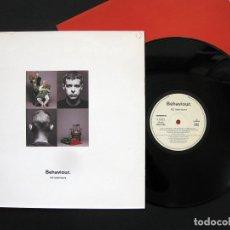 Discos de vinilo: PET SHOP BOYS – BEHAVIOUR – VINILO 1990. Lote 195023747