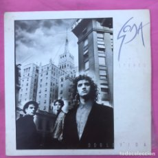 Discos de vinilo: SODA STEREO - DOBLE VIDA - 1RA 1988 ARGENTINA. Lote 195024207