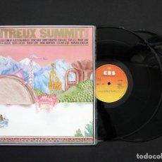 Discos de vinilo: VARIOUS – MONTREUX SUMMIT VOLUME 2 – 2 LP 1978. Lote 195024350